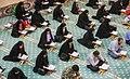 Ramadan 1439 AH, Qur'an reading at Imam Hasan Mosque, Kish - 30 May 2018 03.jpg