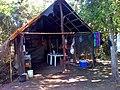 Rancho à beira do Miranda - Aristeu, Stan, Glau & Cia - panoramio.jpg