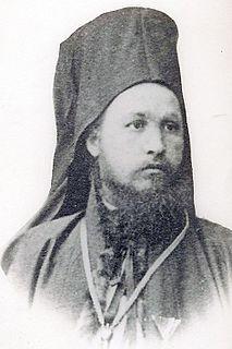 Raphael Popov Bulgarian priest