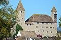 Rapperswil - Altstadt - Schloss - Holzbrücke 2012-10-05 15-16-09 ShiftN.jpg