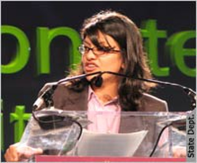 Rashida Tlaib at Islamic Society of North America