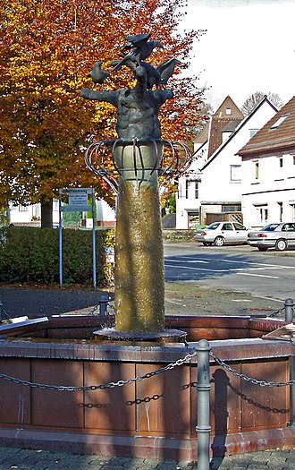 Kierspe - Raukbrunnen