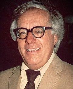 Ray Bradbury năm 1975