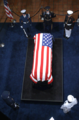 Reagan lies in repose at Reagan Library-vertical.png