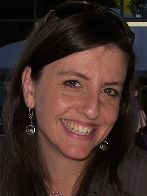 English: Rebecca Skloot at the 2010 Texas Book...