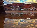 Reflections of Llangrannog - panoramio.jpg