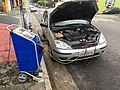 Regassing the aircon of a Ford Focus 2017 04.jpg