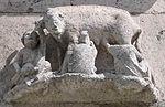 Regensburger Dom Judensau 2004.jpg