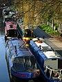 Regent's Canal, Islington - geograph.org.uk - 689709.jpg