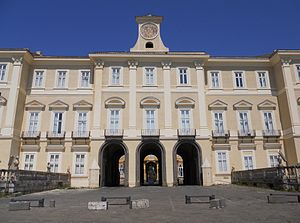 Portici - Royal Palace of Portici