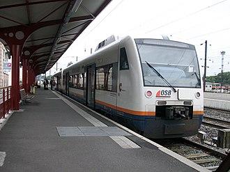 Ortenau S-Bahn - Ortenau S-Bahn train