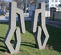 Relation av Sten-Ove Persson, skulptur i Limhamn, Malmö.jpg