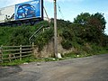 Remains of the Railway Bridge at Killuney, Armagh. - geograph.org.uk - 552232.jpg