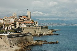 Remparts vauban antibes.JPG