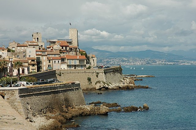 Remparts du Antibes