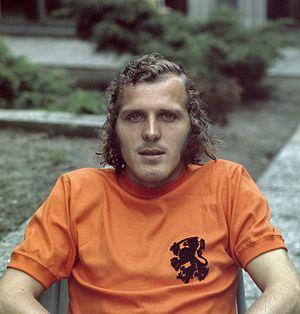 René van de Kerkhof - René van de Kerkhof in 1975