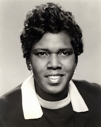 Texas's 18th congressional district - Image: Rep. Barbara Jordan Restoration