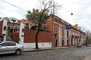 National Historical Museum (Argentina) - Image: Residencia de don Gregorio Lezama Actual sede del Museo Histórico