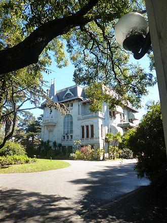Residencia de Suárez - Image: Residencia presidencial en el Prado