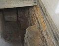 Restes de la muralla romana al carrer de les Avellanes, València.JPG