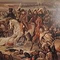 Retreat of French troops from Russia by Adam Albrecht (1830, Kremlin) by shakko 02.jpg