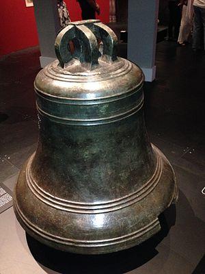 Revere Bell - Image: Revere Bell, National Museum of Singapore 20150208 02