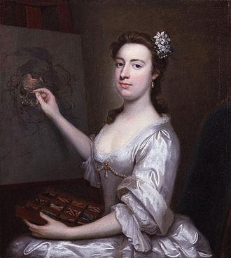 Rhoda Delaval - Image: Rhoda Astley (née Delaval) by Arthur Pond