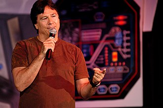 Richard Hatch (actor) - Hatch at Gatecon 2005