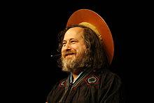 Richard Stallman, muet sur Google