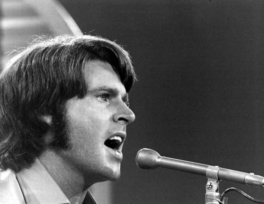 Rick Nelson performing 1970