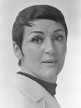 Rika Jansen in 1966