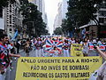 Rio+20 demonstration.JPG