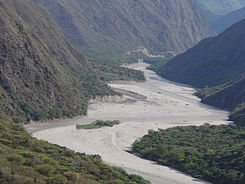 Rio Chicamocha on PANACHI 02.JPG