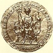 Richard's Seal of Cornwall