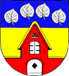 Coat of arms of Risum-Lindholm