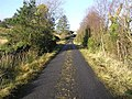 Road at Laghty Barr - geograph.org.uk - 1118319.jpg