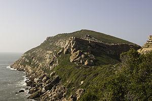 Plettenberg Bay - Image: Robberg Peninsula