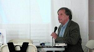 "Robert Krulwich - Krulwich at ""Postopolis!"", 2005"