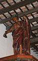 Roca la Diablera, estàtua de Plutó.JPG