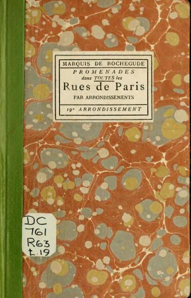 File:Rochegude - Promenades dans toutes les rues de Paris, 19.djvu