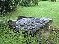 Rock art on sofa, June 2007 - geograph.org.uk - 1112583.jpg