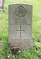 Rogers (John L.) CWGC gravestone, Flaybrick Memorial Gardens.jpg