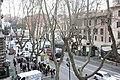 Rom, Blick zur Piazza Barberini .JPG