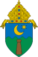 Roman Catholic Archdiocese of Agaña.svg