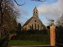 Roman Catholic Church, Kirtling - geograph.org.uk - 1082679.jpg