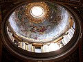Rome - St.Peter's Basilica - Small Dome 0444.jpg