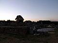 Romulijana pri zalasku sunca.JPG