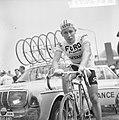 Ronde van Nederland, start te Amstelveen, Jacques Anquet (kop), Bestanddeelnr 917-7571.jpg