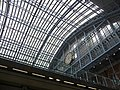 Roof and clock, St Pancras Station, London - geograph.org.uk - 1164381.jpg