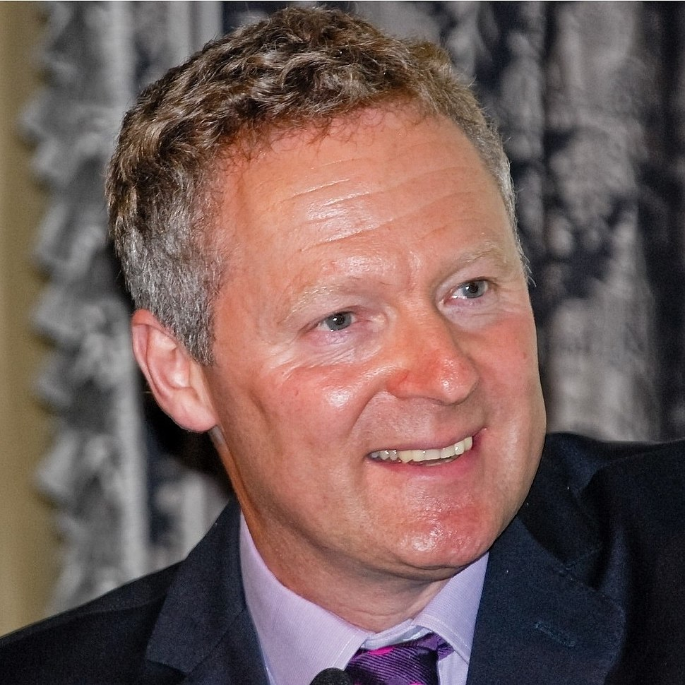 Rory Bremner at the Savoy 2007